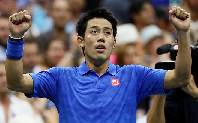 Tay vot Nhat Ban tao con dia chan tai US Open 2016 hinh anh