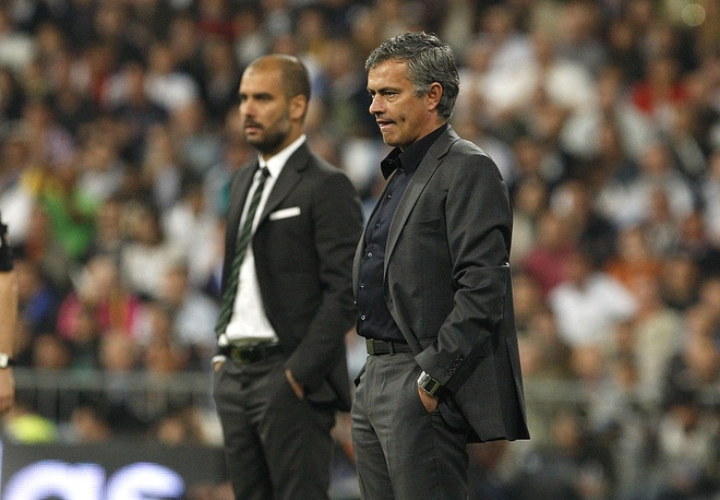 Bi mat moi thu Guardiola - Mourinho hinh anh