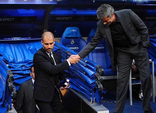 Bi mat moi thu Guardiola - Mourinho hinh anh 1