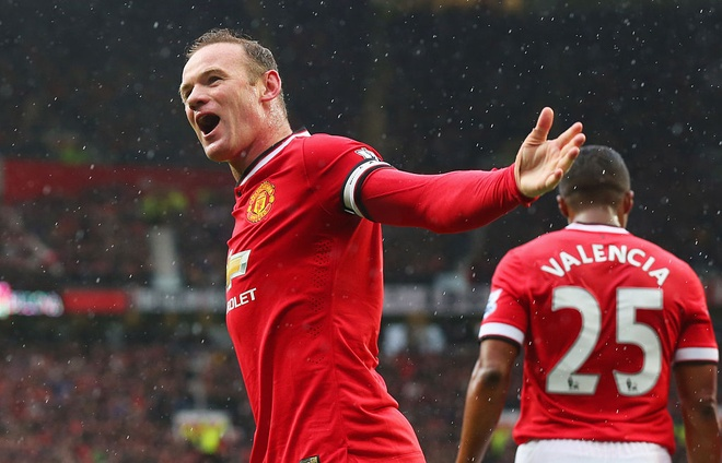 Quen Mourinho va Pep di, derby la cua Rooney hinh anh
