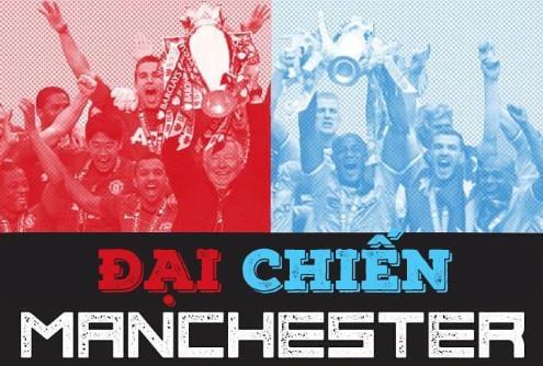 Dai chien Manchester: Lua do thieu chay Man City hinh anh