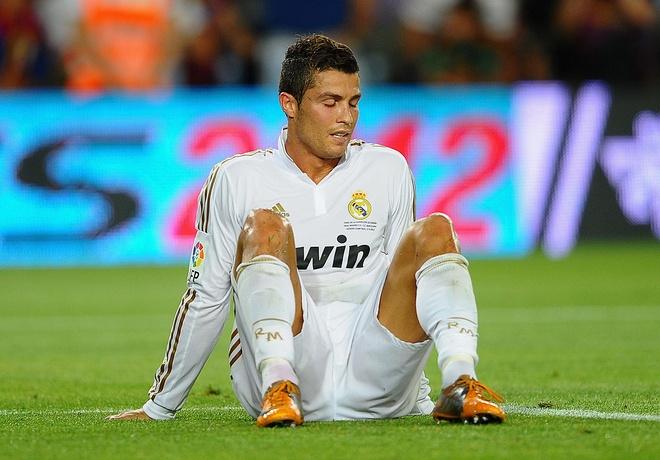 Thanh tich ngheo nan ve nhung tran dau tien cua Ronaldo hinh anh 5