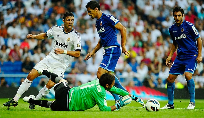 Thanh tich ngheo nan ve nhung tran dau tien cua Ronaldo hinh anh 6