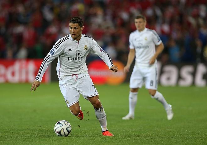Thanh tich ngheo nan ve nhung tran dau tien cua Ronaldo hinh anh 8