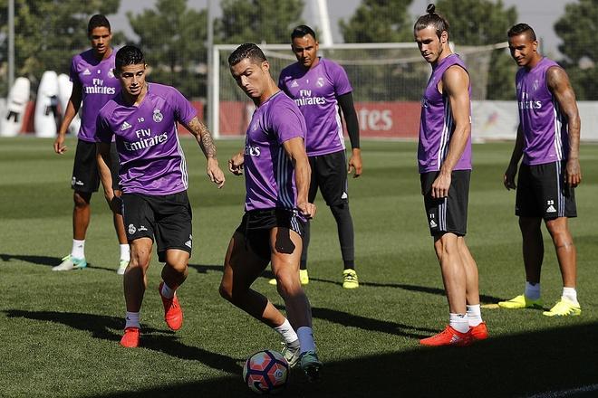 Real Madrid vs Mallorca anh 11