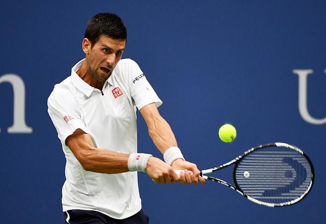 Djokovic dau Wawrinka o chung ket US Open 2016 hinh anh 1