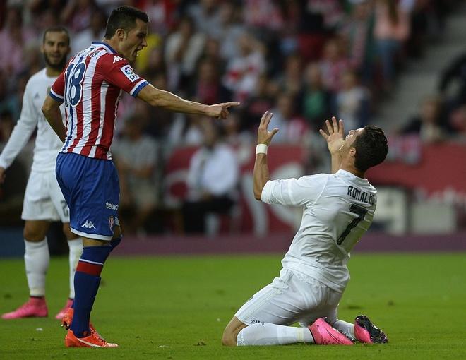 Thanh tich ngheo nan ve nhung tran dau tien cua Ronaldo hinh anh 9