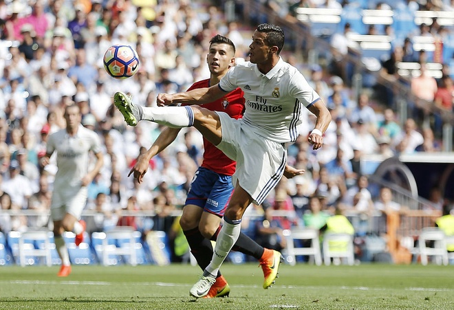 Chao chau Au, Ronaldo da tro lai hinh anh 2
