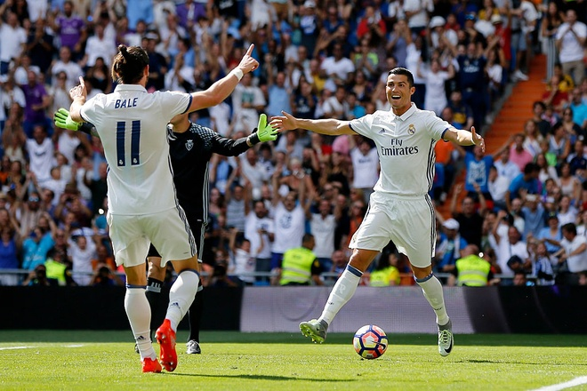 Chao chau Au, Ronaldo da tro lai hinh anh 1