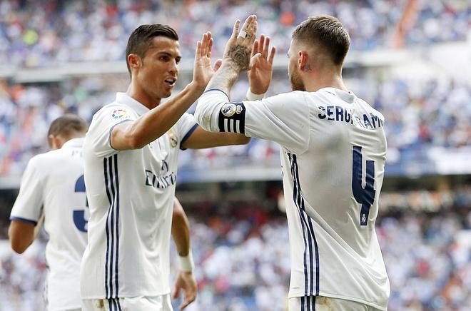 Real Madrid bung no may ghi ban hinh anh