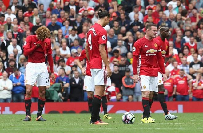 Noi bo MU cai nhau giua hiep derby Manchester? anh 1