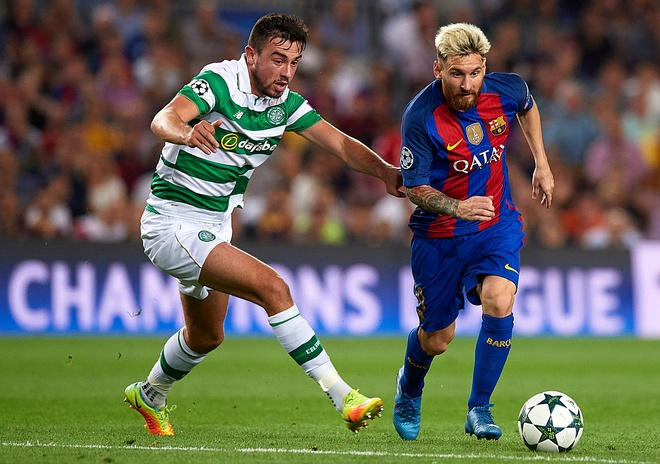 Ronaldo co thay hat-trick cua Messi? hinh anh 1
