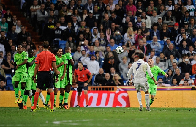 Real Madrid vs Sporting Lisbon anh 3