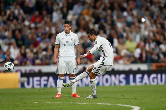 Real Madrid vs Sporting Lisbon anh 2