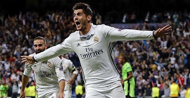 Fan Real tu vong sau khi Morata ghi ban hinh anh