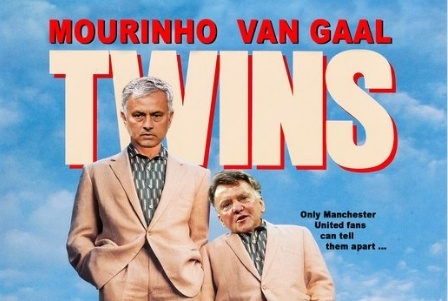 Mourinho dang tro thanh song sinh voi Van Gaal hinh anh 2