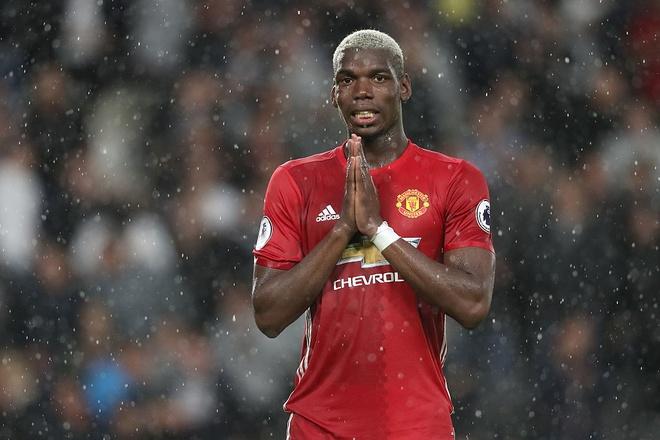 Mourinho khuyen Pogba quen phi chuyen nhuong ky luc hinh anh