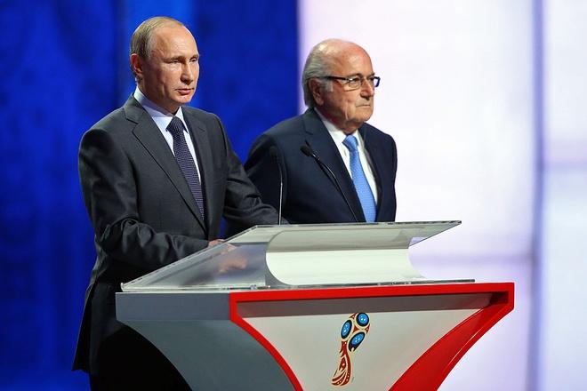 Arsenal bi ep gia vu Arshavin vi Tong thong Putin hinh anh 2