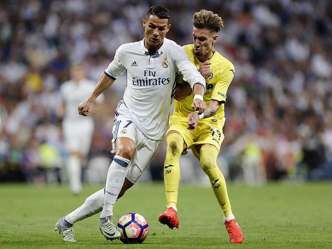 Ronaldo va Real bi chan dung mach toan thang hinh anh 2