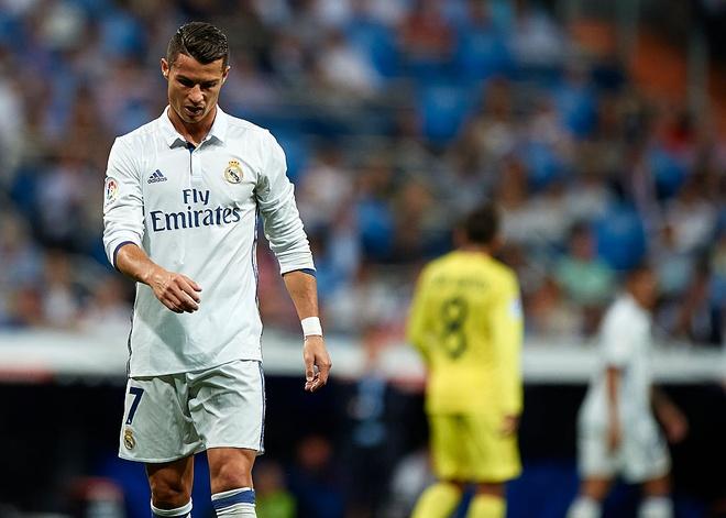 Ronaldo va Real bi chan dung mach toan thang hinh anh