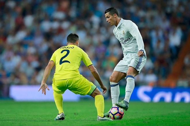 Ronaldo va Real bi chan dung mach toan thang hinh anh 10