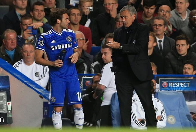 Mourinho: anh 2