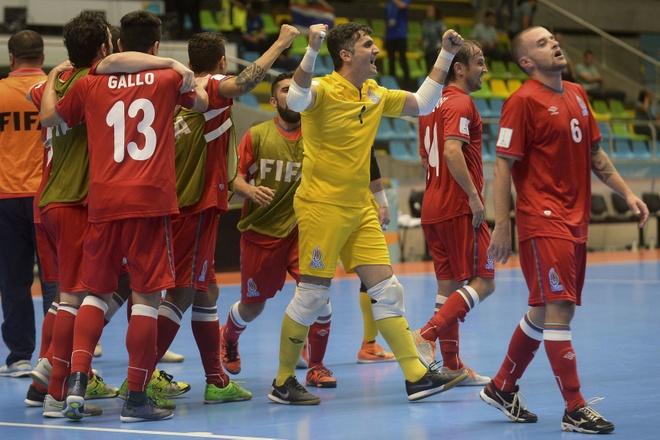 Thai Lan roi giai futsal World Cup sau khi thua Azerbaijan hinh anh 2