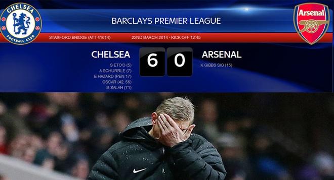 Mourinho: 'Toi se dam vo mat Wenger' hinh anh 3