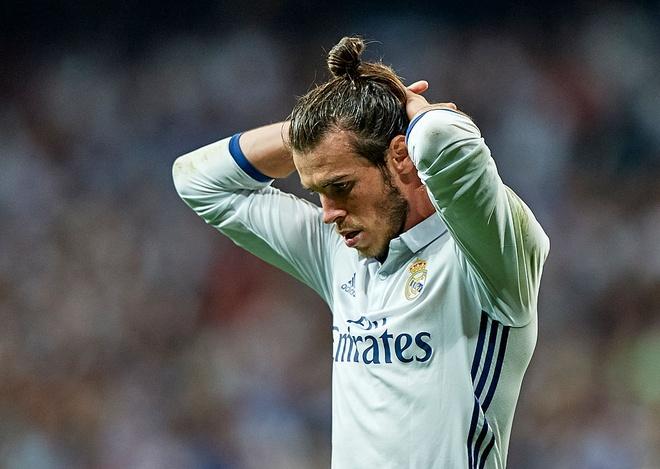 Chan Real, Bale mang tin mung cho MU hinh anh
