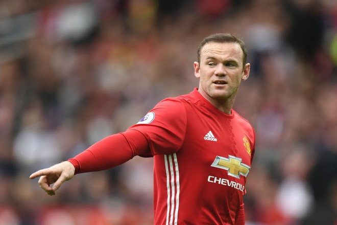 Mourinho tung gap rieng de len lop Rooney hinh anh 1