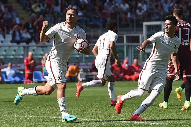 Francesco Totti: Vi sao Real Madrid khong bao gio voi toi anh 3