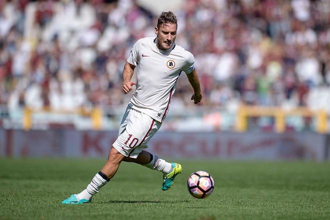Francesco Totti: Vi sao Real Madrid khong bao gio voi toi anh 1