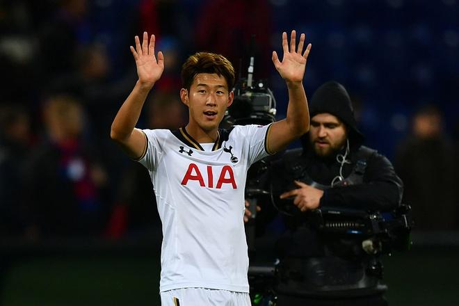 Di nghia vu, Son Heung-min khien Tottenham lo lang hinh anh