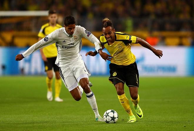 Som muon Aubameyang cung den Real Madrid hinh anh 2