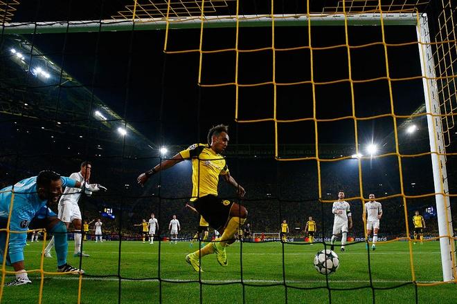 Som muon Aubameyang cung den Real Madrid hinh anh 3