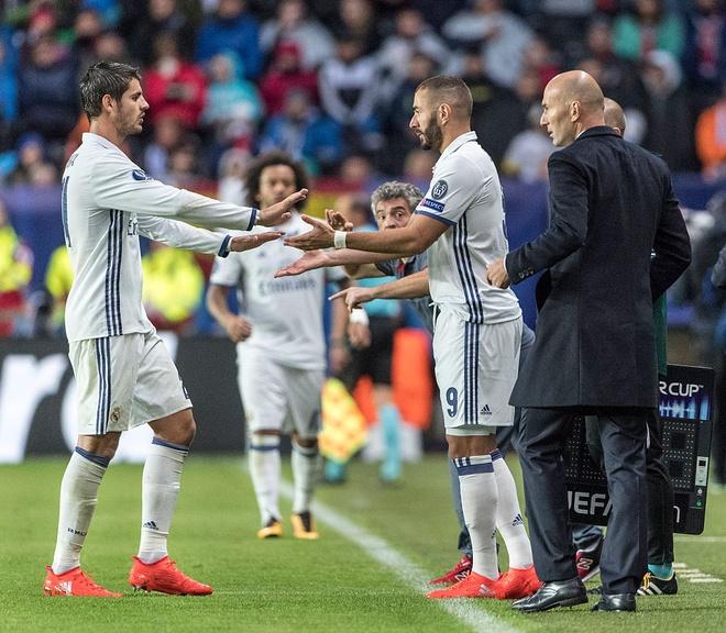 Lien minh 'BBC' va Sergio Ramos cua Real bi de doa hinh anh 1