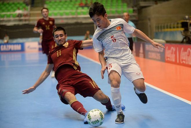 Tuyen Viet Nam gianh giai Fair Play tai futsal World Cup hinh anh 2