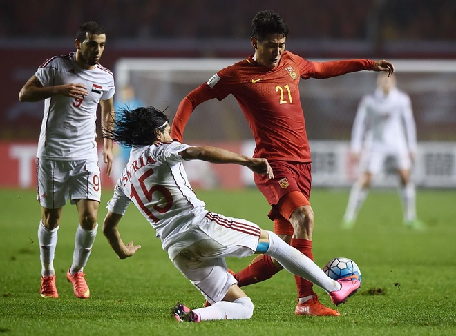 Trung Quoc vs Syria anh 3