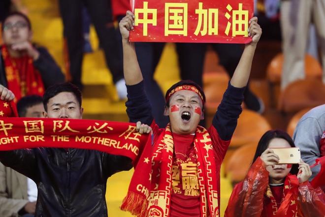 'Ho giay' Trung Quoc mong tuong o World Cup hinh anh