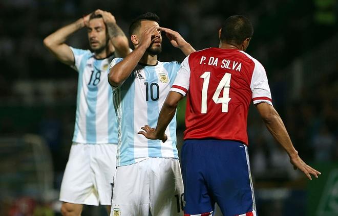 Bao Argentina: Aguero len tuyen nho phe canh cua Messi hinh anh 3