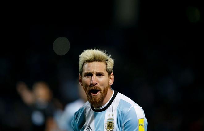 Cuop vo ban, Icardi bi Messi chan cua len tuyen hinh anh 1