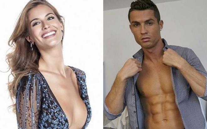 Bi mat chuyen tinh cua Ronaldo va Hoa hau hoan vu anh 2