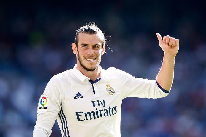Loi dung MU, Gareth Bale choi kho Real Madrid hinh anh 1