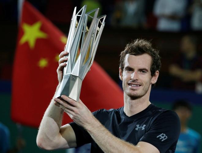 Murray vo dich Thuong Hai Masters, de doa ngai vang Djokovic hinh anh