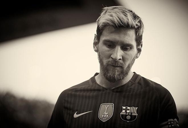 Pep rat gioi, nhung Messi la thien tai hinh anh