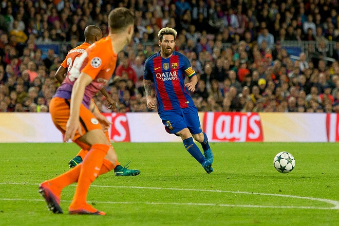 The gioi nghieng minh truoc thien tai Messi hinh anh 2