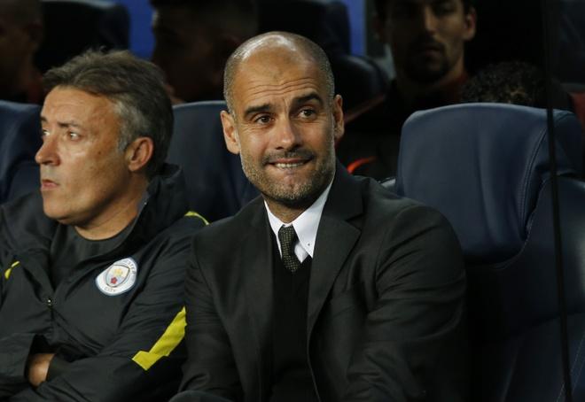 Thua tham Barca, Guardiola xem nhu dieu hien nhien hinh anh