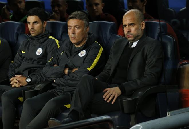 Thua tham Barca, Guardiola xem nhu dieu hien nhien hinh anh 1