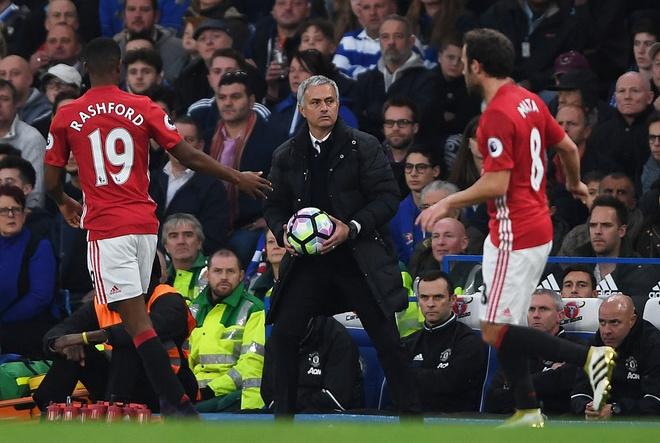 Mourinho khong kha hon Moyes hinh anh 1
