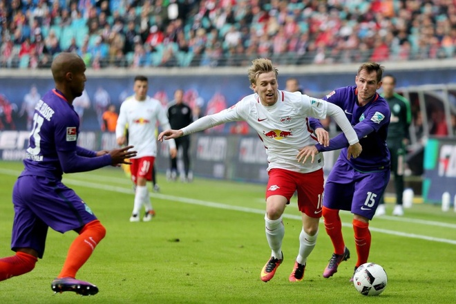 RB Leipzig giam dap truyen thong de thanh Leicester cua Duc hinh anh 1